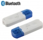 Conector usb bluetooth receptor audio inalámbrico adap dongle coche